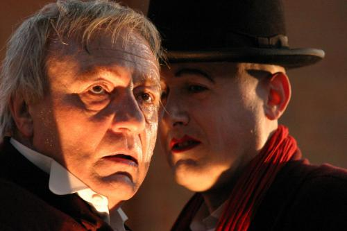 als Mephisto mit Faust (2006)