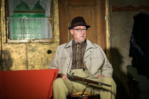 Hank Teufer als Willy Deutschmann